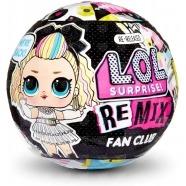 L.O.L. Surprise! из серии 'Ремикс' Кукла Fan Club Бишкек и Ош купить в магазине игрушек LEMUR.KG доставка по всему Кыргызстану