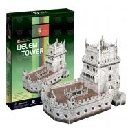 3D пазл Башня Белен (Португалия) Бишкек и Ош купить в магазине игрушек LEMUR.KG доставка по всему Кыргызстану