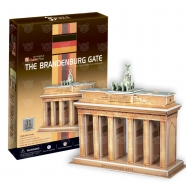 3D пазл Бранденбургские ворота (Германия) Бишкек и Ош купить в магазине игрушек LEMUR.KG доставка по всему Кыргызстану