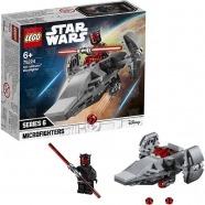 LEGO: Микрофайтеры Корабль-лазутчик ситхов Бишкек и Ош купить в магазине игрушек LEMUR.KG доставка по всему Кыргызстану