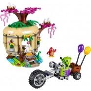 LEGO: Кража яиц с Птичьего острова