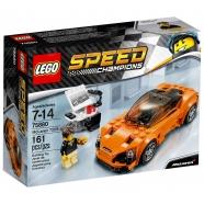LEGO: McLaren 720S Бишкек и Ош купить в магазине игрушек LEMUR.KG доставка по всему Кыргызстану