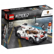 LEGO: Porsche 919 Hybrid Бишкек и Ош купить в магазине игрушек LEMUR.KG доставка по всему Кыргызстану
