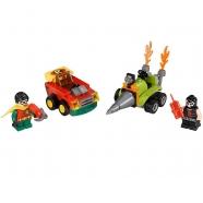 LEGO: Робин против Бэйна Бишкек и Ош купить в магазине игрушек LEMUR.KG доставка по всему Кыргызстану