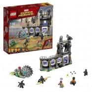 LEGO: Атака Корвуса Глейва Бишкек и Ош купить в магазине игрушек LEMUR.KG доставка по всему Кыргызстану