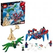 LEGO: Человек-паук Паучий вездеход Бишкек и Ош купить в магазине игрушек LEMUR.KG доставка по всему Кыргызстану