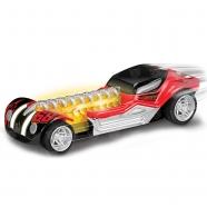 Машинка Hot Wheels на бат. свет+звук механич. красн. 16 см Бишкек и Ош купить в магазине игрушек LEMUR.KG доставка по всему Кыргызстану