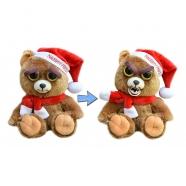 Feisty Pets 'милые и такие злющие' - Мишка Санта Бишкек и Ош купить в магазине игрушек LEMUR.KG доставка по всему Кыргызстану