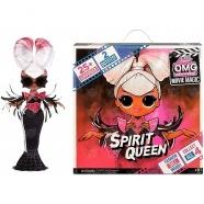 Кукла L.O.L. Surprise! OMG Movie Magic Spirit Queen Бишкек и Ош купить в магазине игрушек LEMUR.KG доставка по всему Кыргызстану