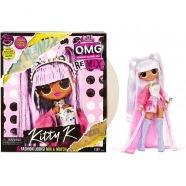 L.O.L. Surprise! Из серии 'Ремикс' O.M.G. Kitty K Бишкек и Ош купить в магазине игрушек LEMUR.KG доставка по всему Кыргызстану