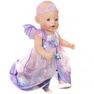 Игрушка BABY born Кукла Интерактивная Волшебница, 43 см, кор. Бишкек и Ош купить в магазине игрушек LEMUR.KG доставка по всему Кыргызстану