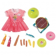 Игрушка BABY born Набор для барбекю, дисплей Бишкек и Ош купить в магазине игрушек LEMUR.KG доставка по всему Кыргызстану