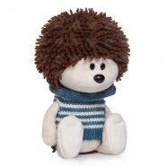 Мягкая игрушка Ёжик Игоша в свитере