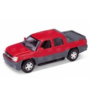 Welly модель машины 1:24 2001 Chevrolet Avalanche Бишкек и Ош купить в магазине игрушек LEMUR.KG доставка по всему Кыргызстану