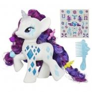 Игровой My Little Pony из серии 'Пони-модница' Рарити Бишкек и Ош купить в магазине игрушек LEMUR.KG доставка по всему Кыргызстану