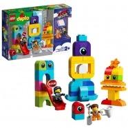 LEGO: Movie 2 - Пришельцы с планеты DUPLO Бишкек и Ош купить в магазине игрушек LEMUR.KG доставка по всему Кыргызстану