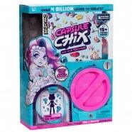 Кукла-конструктор Capsule Chix 'Ctrl+alt-магия' Бишкек и Ош купить в магазине игрушек LEMUR.KG доставка по всему Кыргызстану