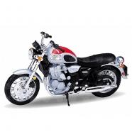 Игрушка модель мотоцикла 1:18 Triumph Thunderbird Бишкек и Ош купить в магазине игрушек LEMUR.KG доставка по всему Кыргызстану