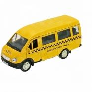 Welly модель машины ГАЗель Такси Бишкек и Ош купить в магазине игрушек LEMUR.KG доставка по всему Кыргызстану