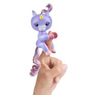 Fingerlings Интерактивный единорог Алика (пурпурный) Бишкек и Ош купить в магазине игрушек LEMUR.KG доставка по всему Кыргызстану