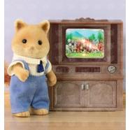 Sylvanian Families 'Цветной телевизор' Бишкек и Ош купить в магазине игрушек LEMUR.KG доставка по всему Кыргызстану