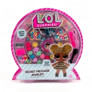 LOL Surprise Набор для создания украшений (оригинал) Бишкек и Ош купить в магазине игрушек LEMUR.KG доставка по всему Кыргызстану