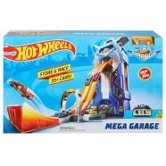 Набор Hot Wheels 'Мега Гараж' Бишкек и Ош купить в магазине игрушек LEMUR.KG доставка по всему Кыргызстану