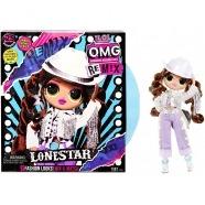 L.O.L. Surprise! Из серии 'Ремикс' O.M.G. Lonestar Бишкек и Ош купить в магазине игрушек LEMUR.KG доставка по всему Кыргызстану