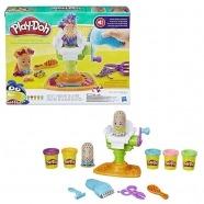 Игровой набор Play-Doh 'Сумасшедший Парикмахер' Бишкек и Ош купить в магазине игрушек LEMUR.KG доставка по всему Кыргызстану