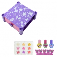 Набор детской косметики My Little Pony для губ и ногтей Бишкек и Ош купить в магазине игрушек LEMUR.KG доставка по всему Кыргызстану