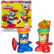 Игровой набор Play-Doh 'Герои Марвел' Бишкек и Ош купить в магазине игрушек LEMUR.KG доставка по всему Кыргызстану