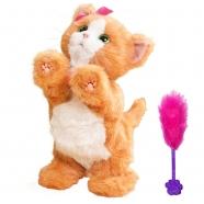 FurReal Friends Дэйзи игривый котенок Бишкек и Ош купить в магазине игрушек LEMUR.KG доставка по всему Кыргызстану
