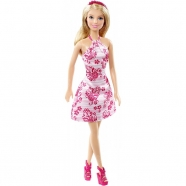 Барби 'Гламурный стиль' Розовая Бишкек и Ош купить в магазине игрушек LEMUR.KG доставка по всему Кыргызстану