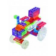Laser Pegs: Набор 6 в 1. Трактор Бишкек и Ош купить в магазине игрушек LEMUR.KG доставка по всему Кыргызстану
