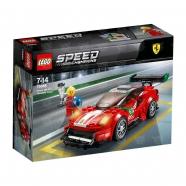 LEGO: Феррари 488 GT3 'Scuderia Corsa' Бишкек и Ош купить в магазине игрушек LEMUR.KG доставка по всему Кыргызстану