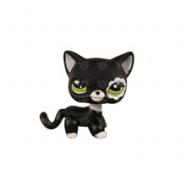 Littlest Pet Shop Черная кошка #2249 'Стоячка' Бишкек и Ош купить в магазине игрушек LEMUR.KG доставка по всему Кыргызстану