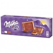 Печенье Milka Choco Biscuits, 150 гр Бишкек и Ош купить в магазине игрушек LEMUR.KG доставка по всему Кыргызстану