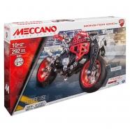 Meccano Мотоцикл Дукати Бишкек и Ош купить в магазине игрушек LEMUR.KG доставка по всему Кыргызстану