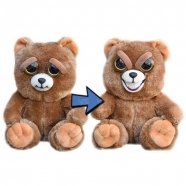 Feisty Pets 'милые и такие злющие' - Улыбающийся медвежонок Бишкек и Ош купить в магазине игрушек LEMUR.KG доставка по всему Кыргызстану