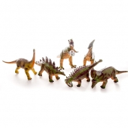 Фигурка мягкого динозавра (в ассорт.), 28х35 см Бишкек и Ош купить в магазине игрушек LEMUR.KG доставка по всему Кыргызстану