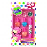 Набор детской косметики 'POP' косметики для ногтей Бишкек и Ош купить в магазине игрушек LEMUR.KG доставка по всему Кыргызстану