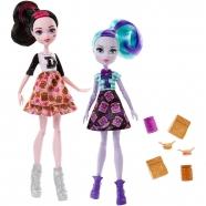 Набор Monster High Дракулаура и Твайла 'Школьный дух' Бишкек и Ош купить в магазине игрушек LEMUR.KG доставка по всему Кыргызстану