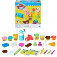 Игровой набор Play-Doh 'Создай любимое мороженое' Бишкек и Ош купить в магазине игрушек LEMUR.KG доставка по всему Кыргызстану