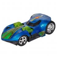 Машинка Hot Wheels на бат. свет+звук электромех. синяя 33 см Бишкек и Ош купить в магазине игрушек LEMUR.KG доставка по всему Кыргызстану