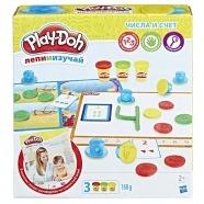 Набор Play-Doh Цифры и Числа Бишкек и Ош купить в магазине игрушек LEMUR.KG доставка по всему Кыргызстану