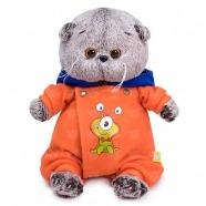 Мягкая игрушка Басик Baby в комбинезоне с монстриком Бишкек и Ош купить в магазине игрушек LEMUR.KG доставка по всему Кыргызстану