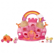 Игровой набор Замок с малюткой Lalaloopsy Бишкек и Ош купить в магазине игрушек LEMUR.KG доставка по всему Кыргызстану
