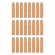 Стрелы для бластеров NERF Аккустрайк 24 шт. Бишкек и Ош купить в магазине игрушек LEMUR.KG доставка по всему Кыргызстану
