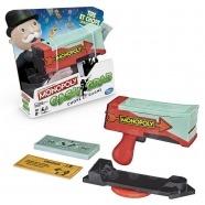 Настольная игра Hasbro Монополия 'Деньги на воздух' Бишкек и Ош купить в магазине игрушек LEMUR.KG доставка по всему Кыргызстану