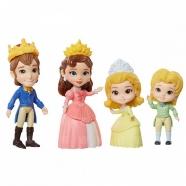 Набор 4 куклы София Прекрасная Семья 7,5 см Бишкек и Ош купить в магазине игрушек LEMUR.KG доставка по всему Кыргызстану